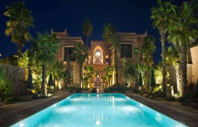 Tigmiza Suites pavillions - Pool - 3