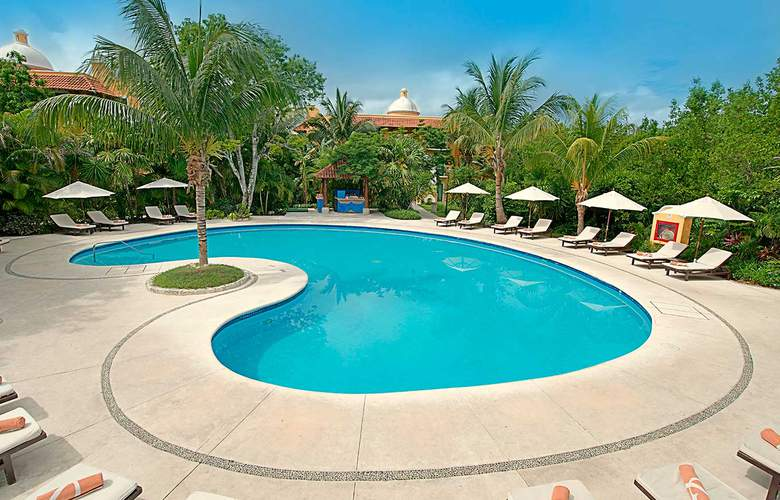 Royal Level at Occidental Cozumel - Pool - 2