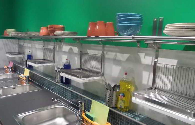 Interhostel - Restaurant - 9