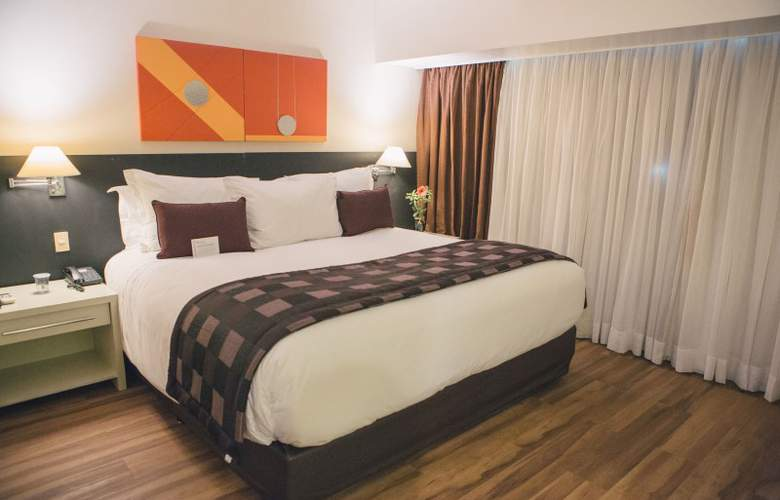 Wyndham Sao Paulo Berrini - Room - 6