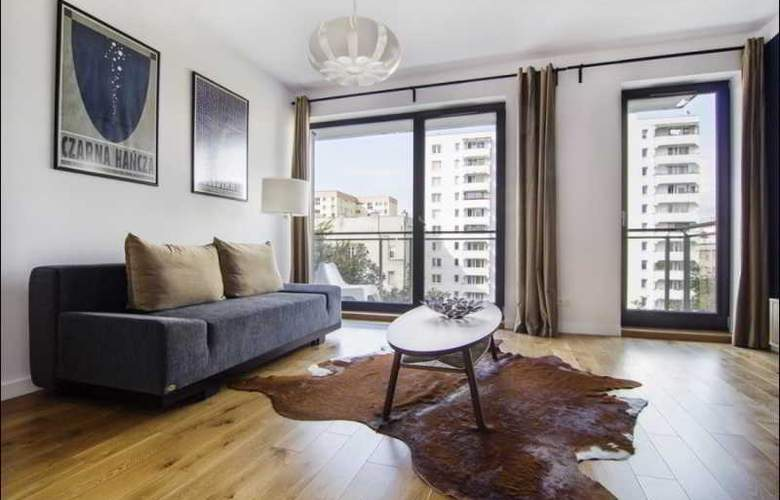 P&O Apartments Biala - Hotel - 9