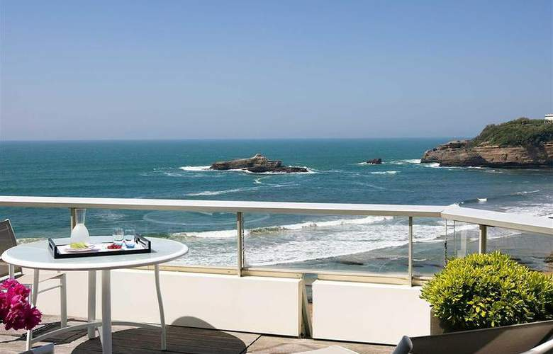 Sofitel Biarritz le Miramar Thalassa Sea & Spa - Hotel - 44