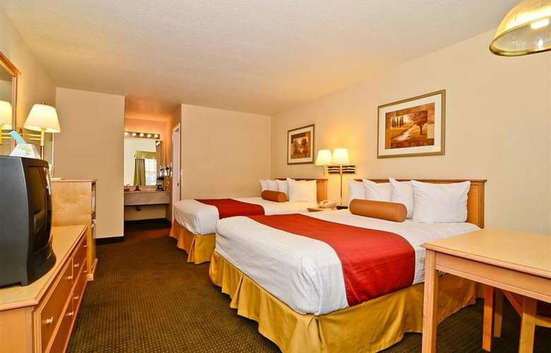 Best Western Horizon Inn - Room - 86
