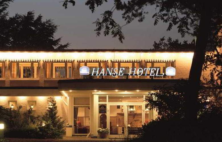 Best Western Hanse Hotel Warnemuende - Hotel - 32