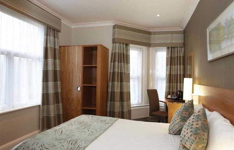 Best Western Linton Lodge Oxford - Hotel - 62