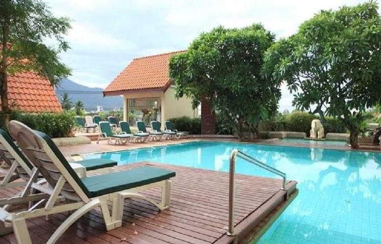 Chiangmai Grandview Hotel - Pool - 2