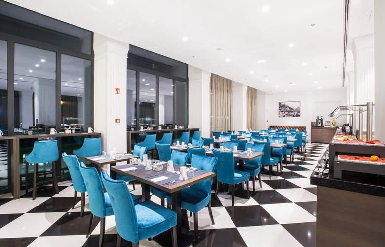 Eurostars Danube Budapest - Restaurant - 3