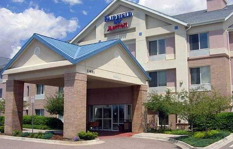 Fairfield Inn & Suites Denver Aurora/Medical Cente - Hotel - 0