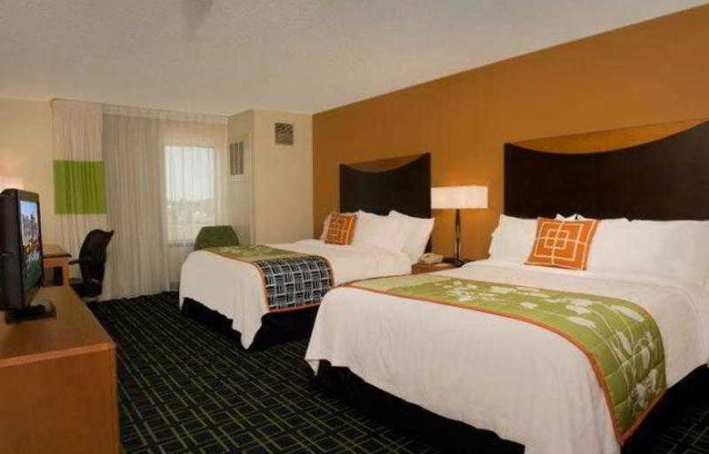 Fairfield Inn & Suites Tupelo - Hotel - 7