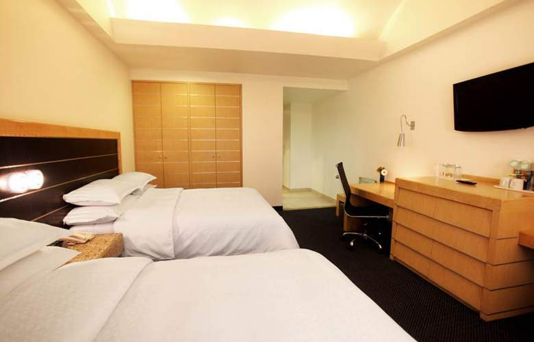 Four Points by Sheraton Mexico City - Room - 2