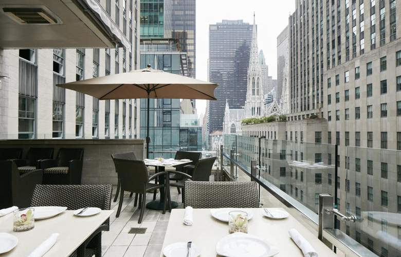 The Jewel facing Rockefeller Center - Terrace - 4