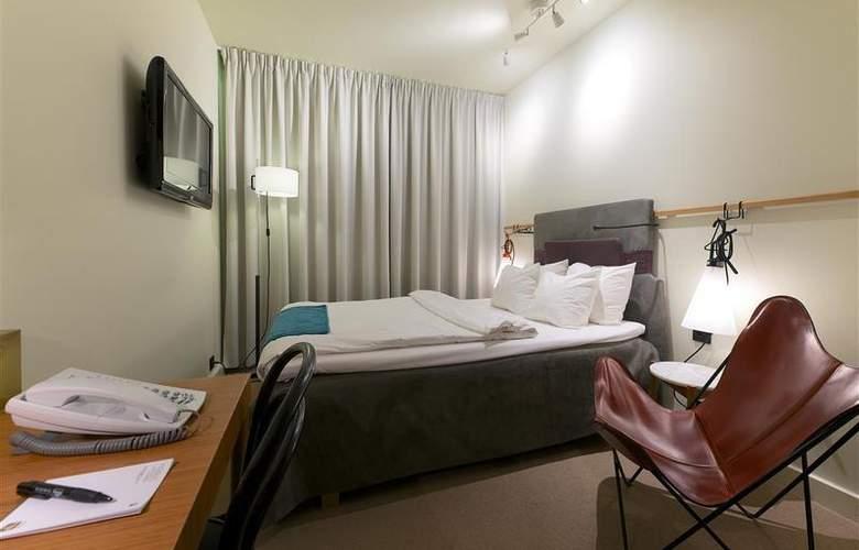Best Western Plus Sthlm Bromma - Room - 47
