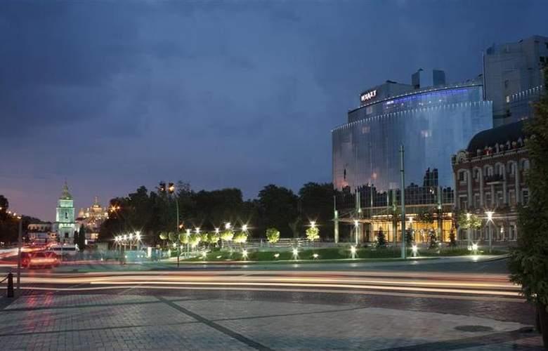 Hyatt Regency Kyiv - Hotel - 10