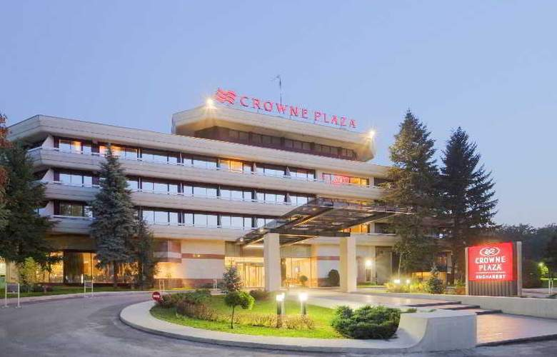 Crowne Plaza Bucharest - Hotel - 11