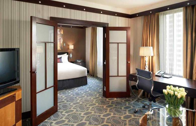 Sofitel Philadelphia - Room - 37