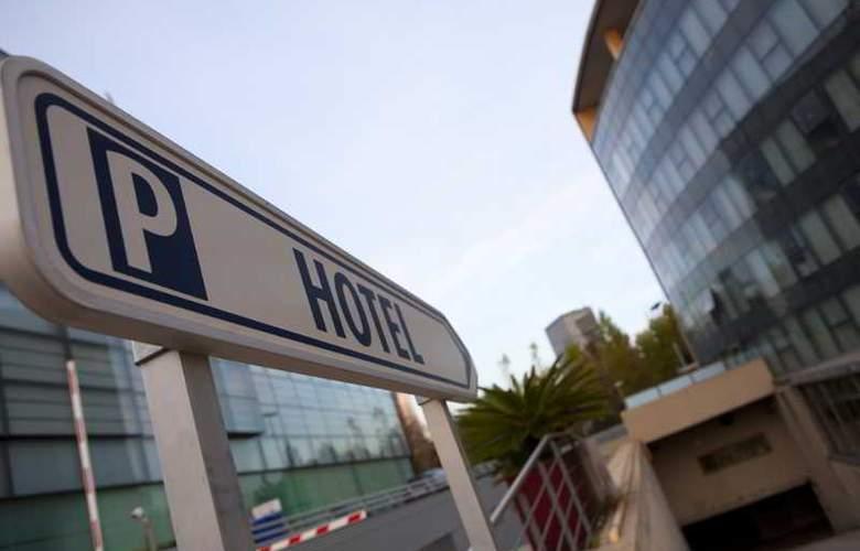Eurohotel Barcelona Gran Via Fira - Hotel - 12