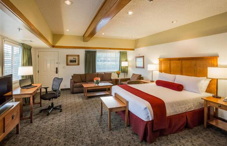 Best Western Sonoma Valley Inn & Krug Event Center - Hotel - 89