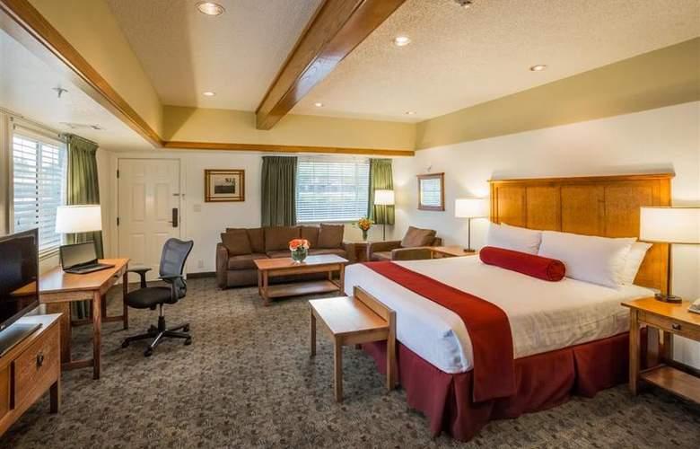 Best Western Sonoma Valley Inn & Krug Event Center - Hotel - 89
