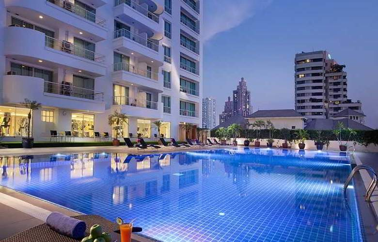 Shama Lakeview Asoke - Pool - 5