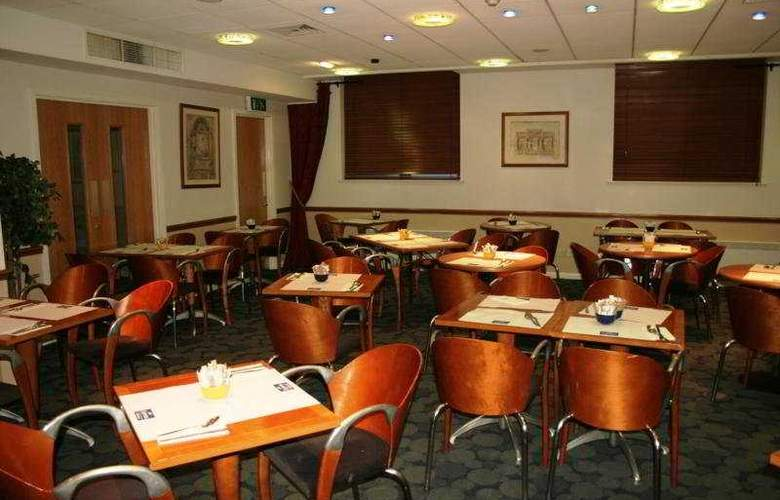 Holiday Inn Express London Wimbledon South - Restaurant - 3