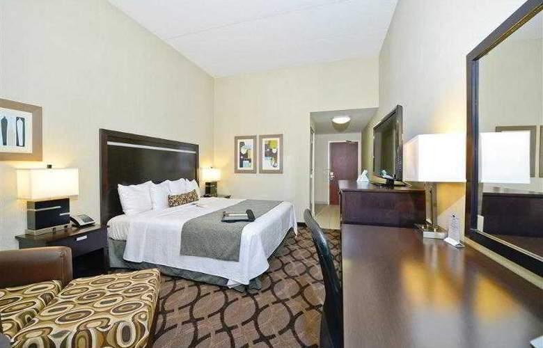 Best Western Plus Travel Hotel Toronto Airport - Hotel - 33