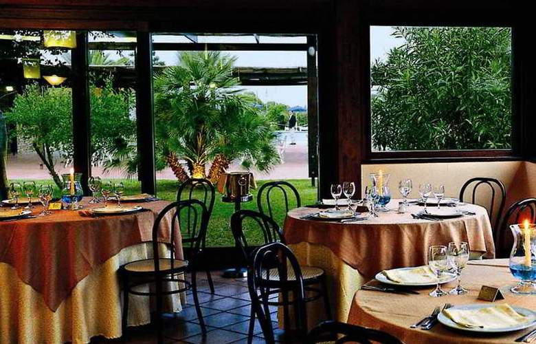 Is Molas Resort - Restaurant - 5