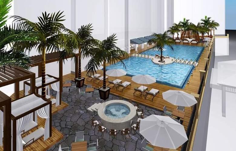 Maputo Afecc Gloria hotel - Pool - 2