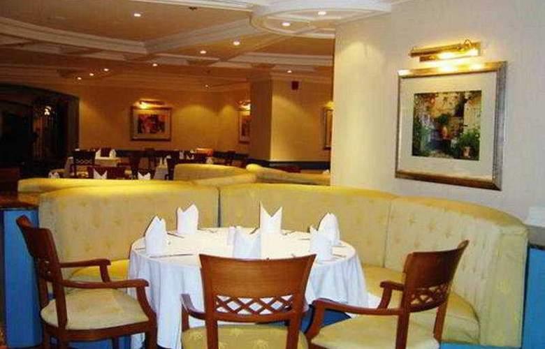 Le Meridien Towers Makkah - Restaurant - 6