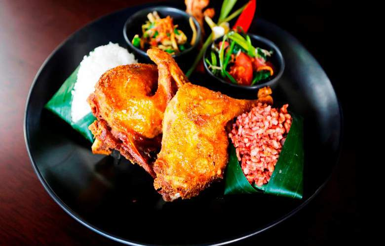 Bali Nusa Dua Hotel & Convention - Restaurant - 39