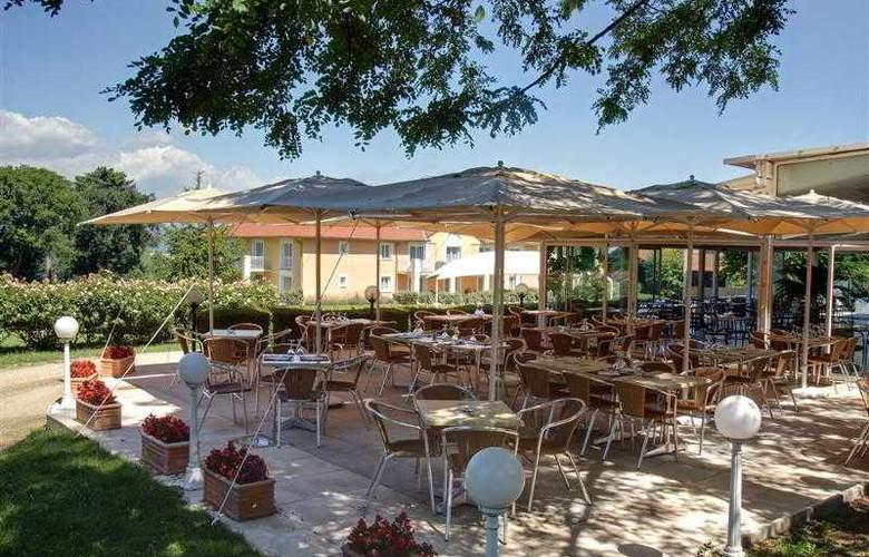 Best Western Hotel Golf D'Albon - Hotel - 5