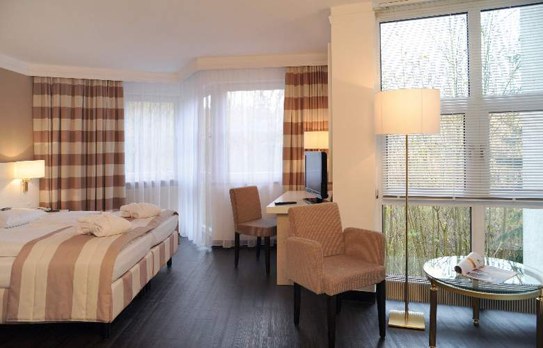 Relexa Waldhotel Schatten - Room - 3