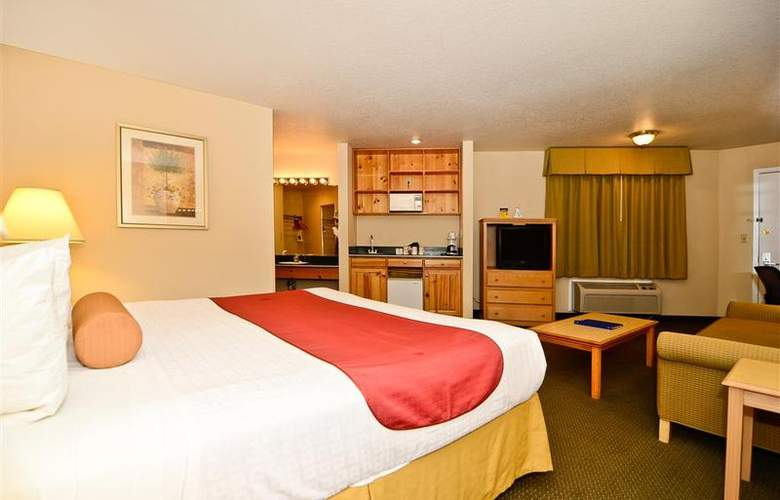 Best Western Horizon Inn - Room - 89
