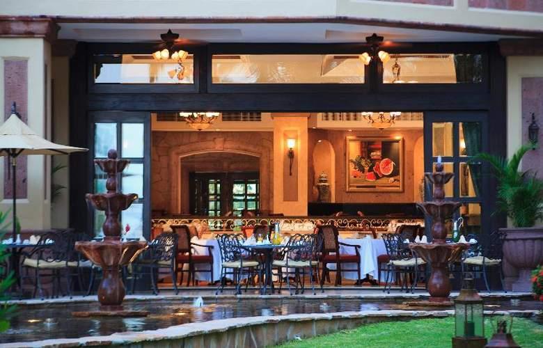 Villa La Estancia Nvo Vallarta Beach Resort & Spa - Restaurant - 35