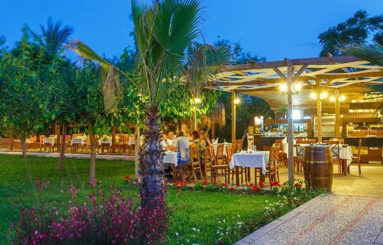 Novia Lucida Beach Hotel - Terrace - 25