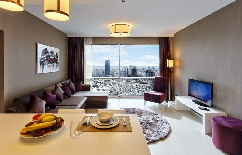 BYOTELL FLORA RESIDENCE - Room - 8