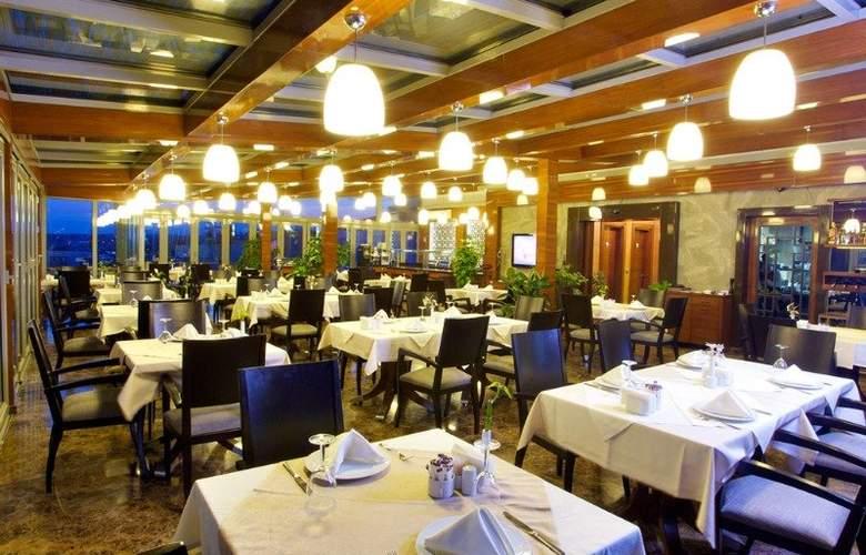 Monaco Hotel Istanbul - Restaurant - 5