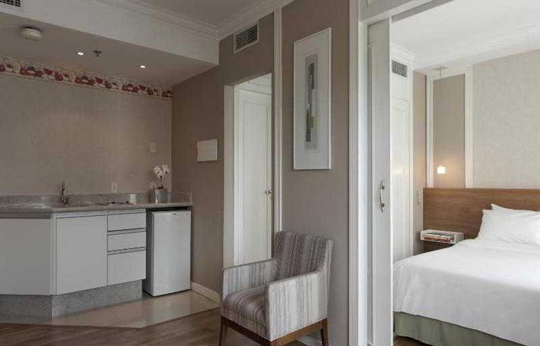 The Universe Paulista by Intercity - Room - 3
