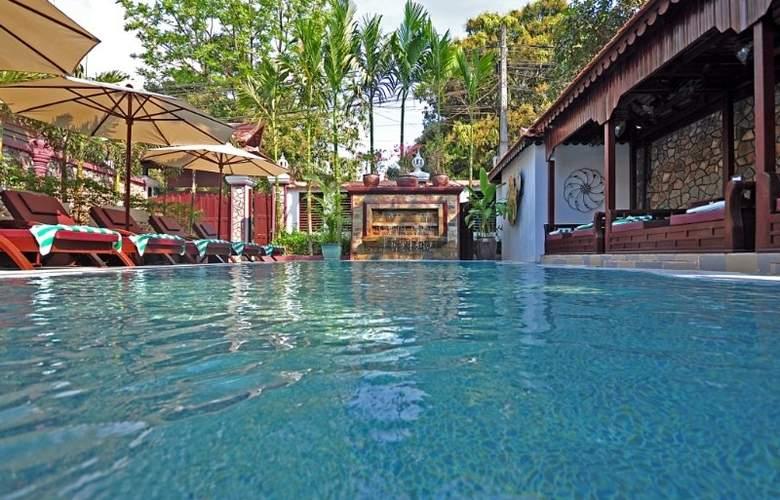 HanumanAlaya Villa - Pool - 25
