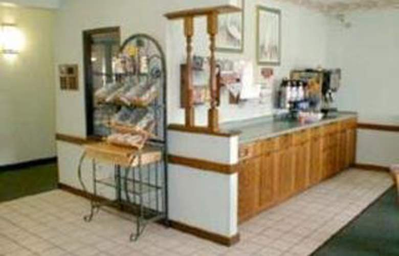 Econo Lodge East - Restaurant - 4