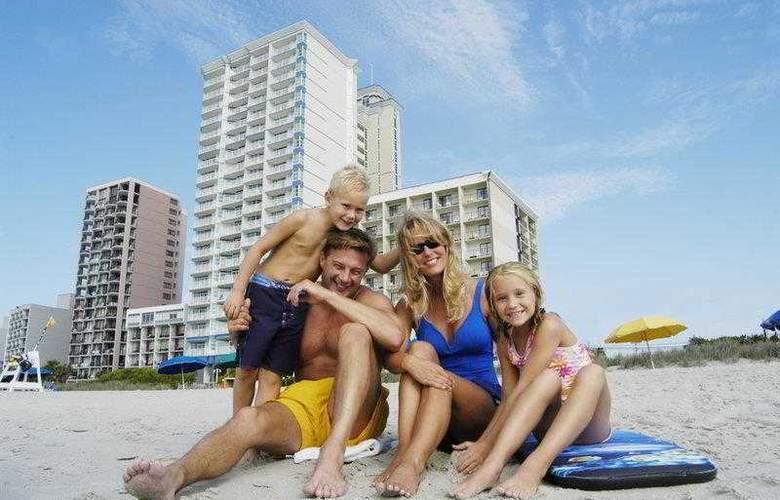 Carolinian Beach Resort - Hotel - 3