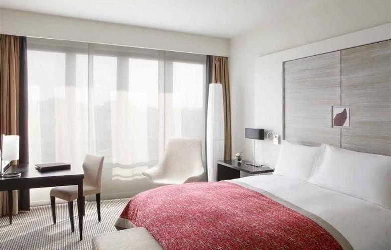 Sofitel Brussels Europe - Hotel - 54