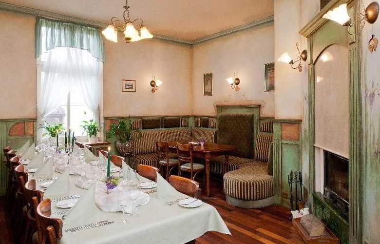 Villa Sedan Sopot - Restaurant - 16