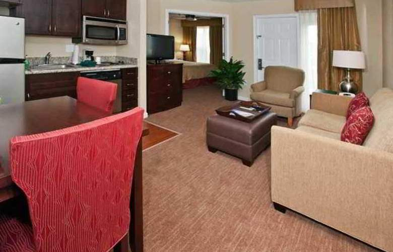Homewood Suites by Hilton Charlotte - Hotel - 11