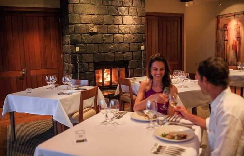 Spicers Peak Lodge - Restaurant - 10