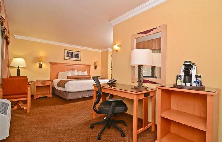 Best Western Premier Grand Canyon Squire Inn - Room - 89