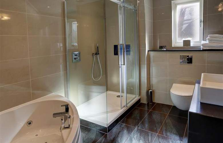 Best Western Frensham Pond Surrey - Room - 22