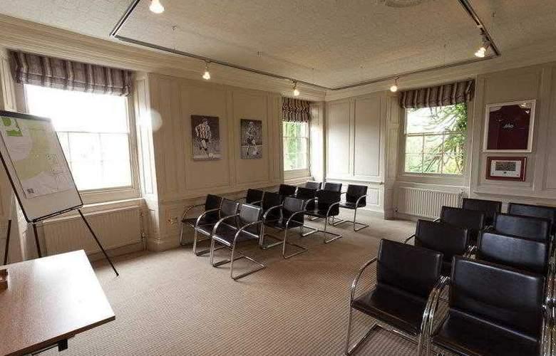 Best Western Mosborough Hall - Hotel - 55