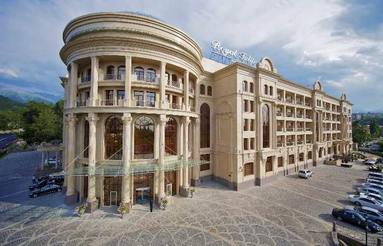 Royal Tulip Almaty - Hotel - 4