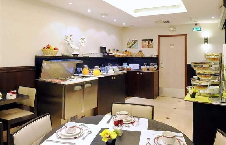 Mercure Paris La Sorbonne - Restaurant - 57