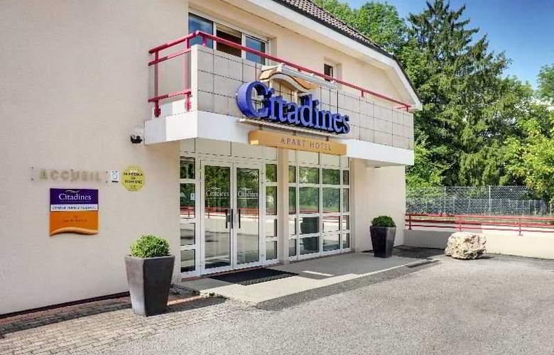 Citadines Geneve Ferney Voltaire - Hotel - 0